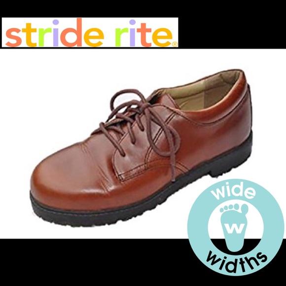 Stride Rite James Little Boy Wide Shoes e21e5c99b3d